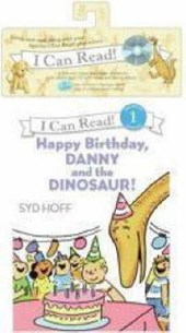 Happy Birthday, Danny and the Dinosaur! Book and CD [With CD (Audio)] | Syd Hoff |