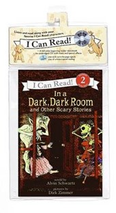 In a Dark, Dark Room and Other Scary Stories Book and CD [With CD]