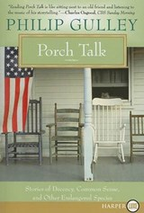 Porch Talk | Philip Gulley |