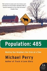 Population: 485 | Michael Perry |