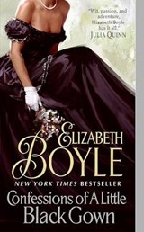 Confessions of a Little Black Gown | Elizabeth Boyle |
