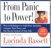 From Panic to Power CD Low Price