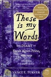 These Is My Words | Nancy Turner |