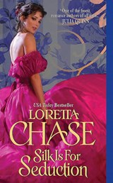 Silk Is for Seduction | Loretta Lynda Chase |