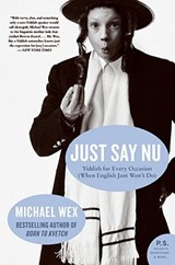 Just Say NU | Michael Wex |