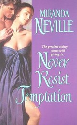 Never Resist Temptation | Miranda Neville |
