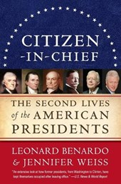 Citizen-In-Chief | Leonard Benardo |