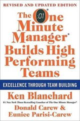 The One Minute Manager Builds High Performing Teams | Ken Blanchard |