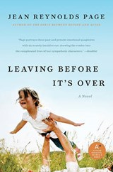Leaving Before It's Over | Jean Reynolds Page |
