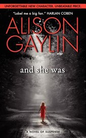 And She Was | Alison Gaylin |