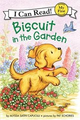 Biscuit in the Garden | Alyssa Satin Capucilli |