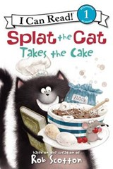 Splat the Cat Takes the Cake | Rob Scotton |