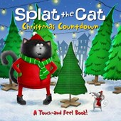 Splat the Cat Christmas Countdown