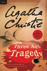 Three Act Tragedy | Agatha Christie |