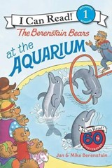 The Berenstain Bears at the Aquarium | Berenstain, Jan ; Berenstain, Mike |