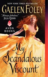 My Scandalous Viscount | Gaelen Foley |