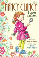 Nancy Clancy, Super Sleuth | Jane O'connor |