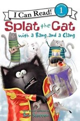 Splat the Cat With a Bang and a Clang | Amy Hsu Lin |