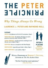 The Peter Principle | Peter, Laurence J. ; Hull, Raymond |