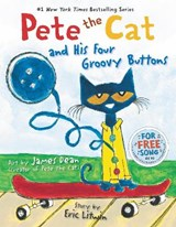 Pete the Cat and His Four Groovy Buttons | Eric Litwin |