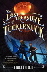 The Lost Treasure of Tuckernuck | Emily Fairlie |