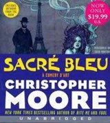 Sacre Bleu Low Price CD | Christopher Moore |
