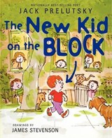 The New Kid on the Block | Jack Prelutsky |