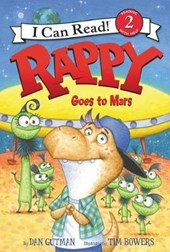 Rappy Goes to Mars | Dan Gutman |