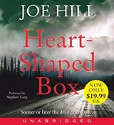 Heart-Shaped Box Low Price CD | Joe Hill |