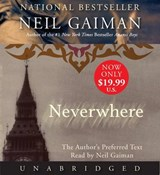 Neverwhere Low Price CD | Neil Gaiman |