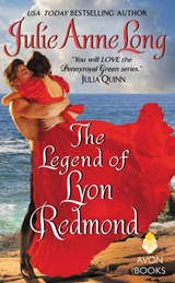 The Legend of Lyon Redmond | Julie Anne Long |