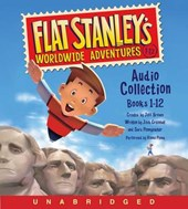 Flat Stanley's Worldwide Adventures Audio Collection