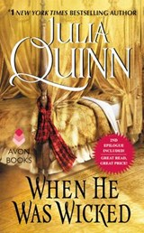 When He Was Wicked | Julia Quinn |