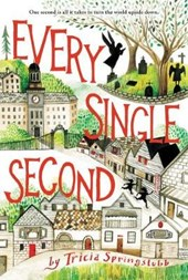 Every Single Second | Tricia Springstubb |