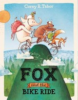 Fox and the Bike Ride | Corey R. Tabor |
