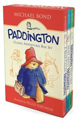 Paddington Classic Adventures Box Set | Michael Bond |