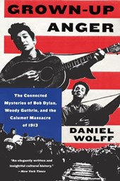 Grown-Up Anger | Daniel Wolff |