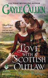 Love With a Scottish Outlaw | Gayle Callen |