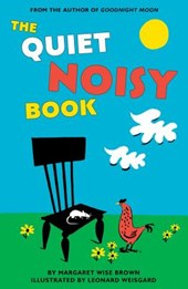The Quiet Noisy Book Book