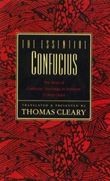 The Essential Confucius | auteur onbekend |