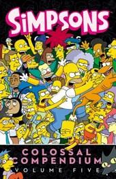 Simpsons Comics Colossal Compendium, Volume