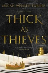 Thick As Thieves | Megan Whalen Turner |