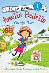 Amelia Bedelia on the Move | Herman Parish |
