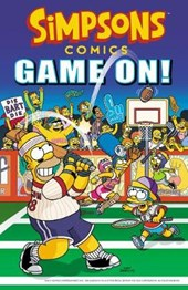 Simpsons Comics Game On!