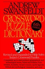 Crossword Puzzle Dictionary | Andrew Swanfeldt |