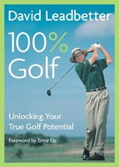 DAVID LEADBETTER 100% Golf | Leadbetter, David ; Simmons, Richard |