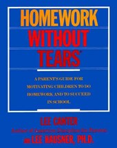 Homework Without Tears | Lee Canter |