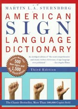 American Sign Language Dictionary | Martin L. A. Sternberg |
