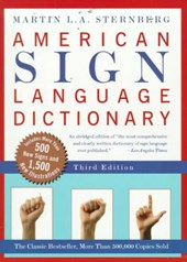 American Sign Language Dictionary-Flexi | Martin L. Sternberg |