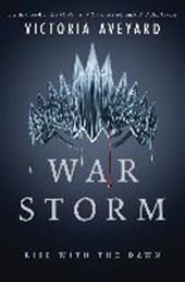 Red queen (04): war storm